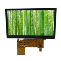Wholesale 5  TFT LCD Display Module 480x272 VGA Video AV Driver Board Transmissive Lcd Display from china suppliers