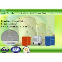 CAC For Lacquer Solvent Dissolve Grease Ethylene Glycol Monoethyl Ether Acetate Cas No 111-15-9