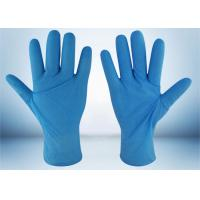 Wholesale Powder Free Nitrile Examination Gloves 5 MIL Thickness Good Puncture Resistance from china suppliers