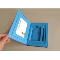 Wholesale Customizable Decorative Magnetic Lid Box Packaging With Printing Card Paper Inlay from china suppliers
