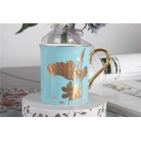Wholesale 320ml Fine Porcelain Coffee Mugs from china suppliers