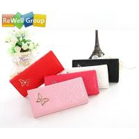 Wholesale Zipper Diamond Hand Bag Ladies Leather Business Bags Women's Wallet from china suppliers