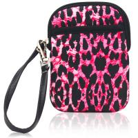 Wholesale Alibaba chaina neoprene camera bag with a front pocket / wristband coin purse pouch from china suppliers