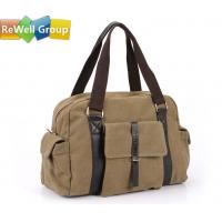 Wholesale General Canvas Shoulder Bag Sports Trolley Bags Large Capacity Travel Outdoor from china suppliers