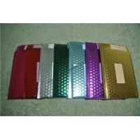 Wholesale Recyclable Metallic Glamour Bubble Mailers , Durable Padded CD Mailers 175x165mm from china suppliers