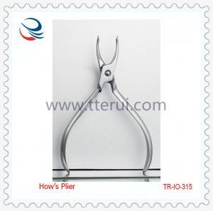 How's Plier TR-IO-315