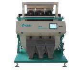 220V CCD Color Vegetable Sorting Machine For Carrot granule t Sorting