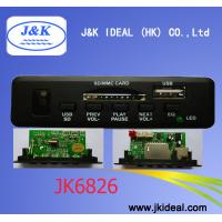 Wholesale JK6826 Multimedia speakers MP3 panel with USB SD from china suppliers