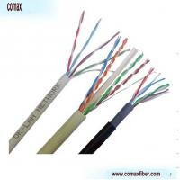 Wholesale network cable UTP cat6e 4pairs from china suppliers