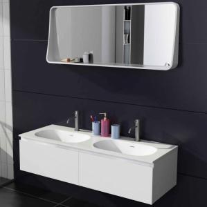 Wholesale Indoor Home Bathroom Vanities Cabinets Corner Bathroom Sink from china suppliers