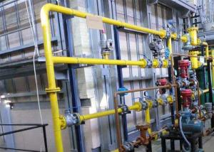 Wholesale Gas Fuel Heating Unit ISO45001 50Hz Industrial Combustion System from china suppliers