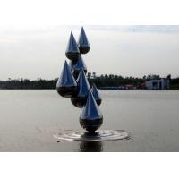 Wholesale Stainless Steel Outdoor Abstract Sculpture Decoration Garden Decor from china suppliers