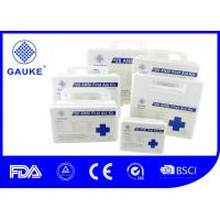 Wholesale ANSI OSHA Standard Doctors First Aid Kit , Portable Occupational First Aid Kit from china suppliers