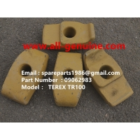 Buy cheap 09062983 CLAMP TEREX NHL DUMP TRUCK TR35 TR50 TR60 TR100 ALLISON UNIT RIG MT4400 from wholesalers