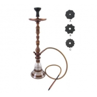 Buy cheap RoHS Transparent Aluminum Shisha For Heating Tobacco from wholesalers