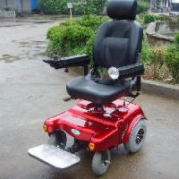 China Power Wheelchair with Lights And Pretty Design Used At Night (New Model) (QX-04-06) on sale