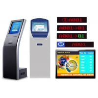 Wholesale CE Self Service Intelligent Teller and Counter Bank Queue System from china suppliers