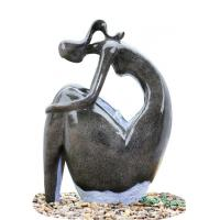 Quality Customized Shape Outdoor Water Fountain Statues Garden Fountains For Home for sale