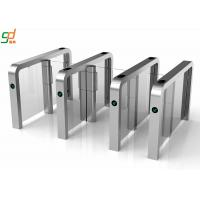 Wholesale Supermarket Entrance Swing  Barrier Gate Counter Access Control Turnstile from china suppliers
