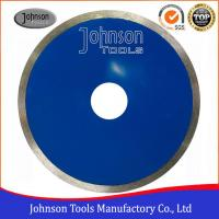 Wholesale 10 Tile Saw Blade Circular  Shape , Continuous Type Porcelain Tile Blade from china suppliers