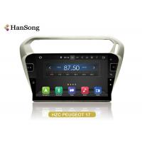 Wholesale PEUGEOT 301 GPS Navigation System HD Original Panel Capacitive Touch Screen from china suppliers
