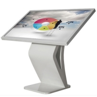 Wholesale Scratchproof 43 Inch Floor Self Service Touch Screen Kiosk from china suppliers