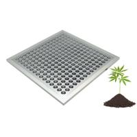 Wholesale Aluminum Body Indoor LED Grow Light 45W LED Grow Panel For Indoor Farming from china suppliers