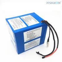 Wholesale High Voltage 36 Volt Deep Cycle Battery , 10s2p 36v 7ah Battery With Samsung Cells from china suppliers