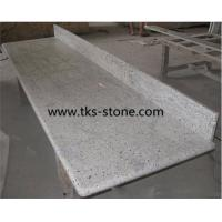 Buy cheap Kashmir white,India white granite Kitchen Countertops,Natural stone countertops from wholesalers