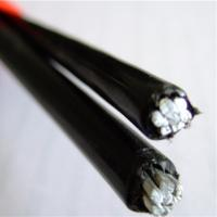 Buy cheap Aerial Bundle XLPE Overhead Insulated Cable 2X10mm2 2X16mm2 ABC Cable from wholesalers