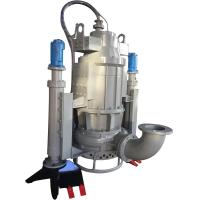 Wholesale submersible vertical sand dredging pump with electric motor driven control box from china suppliers