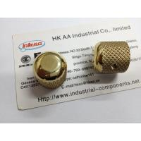 Wholesale Brass knurled knob,OEM/ODM service from china suppliers