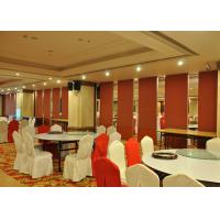 Gypsum Eco-protection Stainless Steel Partition Wall For Conference Rooms