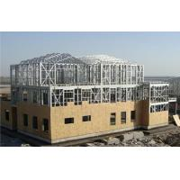 Wholesale Customized Industry Structure Steel Sheds With Bridge Cranes Inside from china suppliers