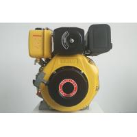 Wholesale 4.05kw Economical Air Cooled 1 Cylinder Diesel Engine , Lightweight Marine Diesel Engines from china suppliers
