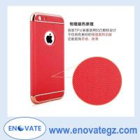 China Electroplate TPU three combo/three in one case for iphone 5 / 6 / 6plus wholesale