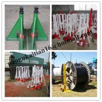 Wholesale Cable Handling Equipment,hydraulic cable jack set,Jack towers,Cable Drum Jacks from china suppliers
