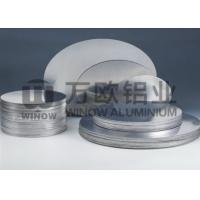Wholesale High Plasticity 3004 Aluminum Disk Blanks 0.6mm Thickness ROSH Certificated from china suppliers
