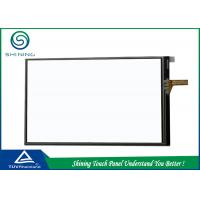 4.3 Inch Analog 4 Wire Resistive Touch Panel for LCD Monitor Single Touch