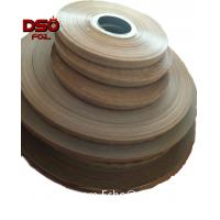 Buy cheap 6mm short width hot stamping foil on plywood,HL,MDF,Wood,and other materials from wholesalers