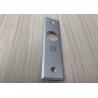 Buy cheap Aluminium Extrusion Profiles Silver Color Alloy 6063 T3 Anodized Aluminium Door from wholesalers