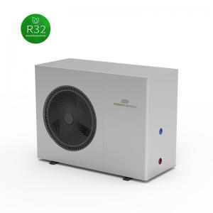 China High performance new desigh wifi air souce 220V 380V bomba calor evi full inverter heat pump on sale