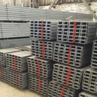 Wholesale Carbon U Channel Steel UPN Standard Size 6m 9m 12m Length Cut To Size from china suppliers