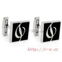 Wholesale Custom Music Cufflink from china suppliers