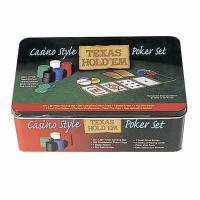 China Poker Chip Sets Texas Holdem Poker Set Texas Holdem Poker Set Item Number: ST104 on sale