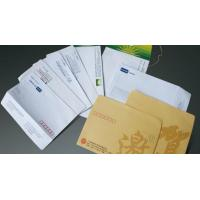 Letterheads, envelopes No.:0123456
