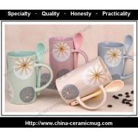 Wholesale HRCY1011 ceramic gift cup, ceramic promotional gift mug from china suppliers