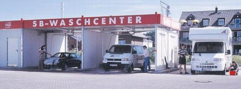 Quality Coin operated self service car wash systems for sale
