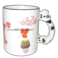 Buy cheap Sublimation consumable Mug Dog Handle(TC-DW05) from wholesalers