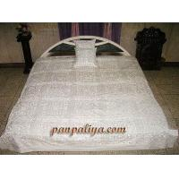 Wholesale WHOLESALE EMBROIDERED MIRROR WORK BEDSPREADS from china suppliers